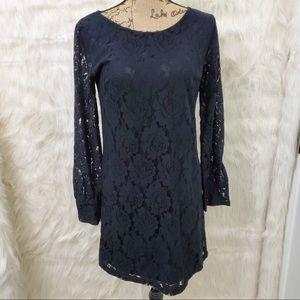 Studio Y black lace dress